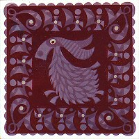 Kenneth Townsend - Capricorn tile
